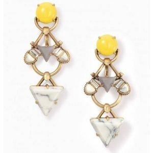 Stella &dot- pavilion earrings